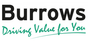 Burrows - Driving Value for You (logo)