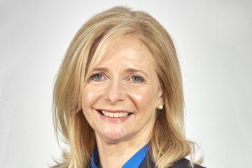 Penny Burnett (HR Director at Volkswagen Group, UK) [photograph]