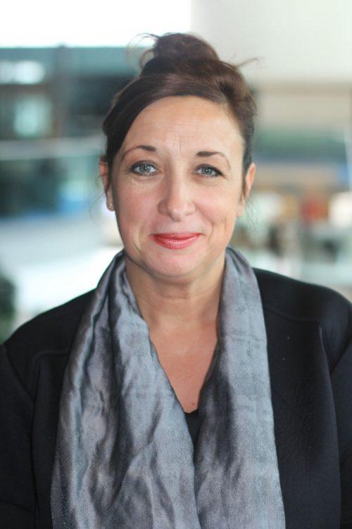 Rachel Rollason (Social Media Manager, Toyota (GB) Plc) [photograph]