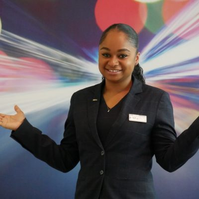 Shanika Reid, JCT600, #BalanceForBetter