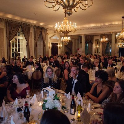 Our 2019 evening awards ceremony at the RAC Club, London
